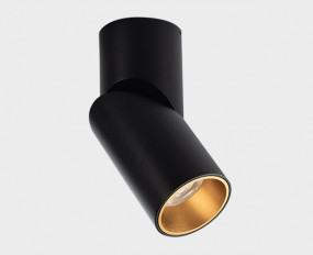 MEGALIGHT M03-0106 black + M03-0106 ring gold
