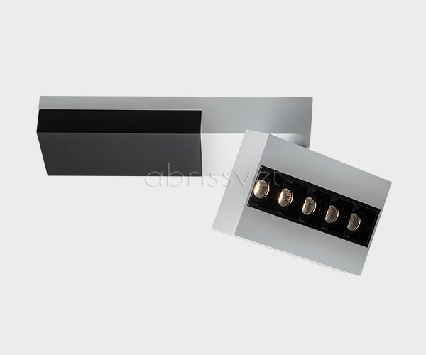 ITALLINE COVER Focus black